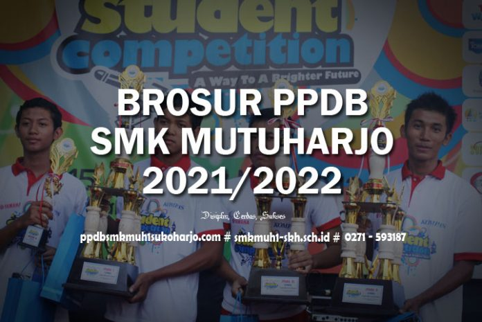 PPDB SMK MUHAMMADIYAH 1 SUKOHARJO 2021 2022 SMK MUTUHARJO