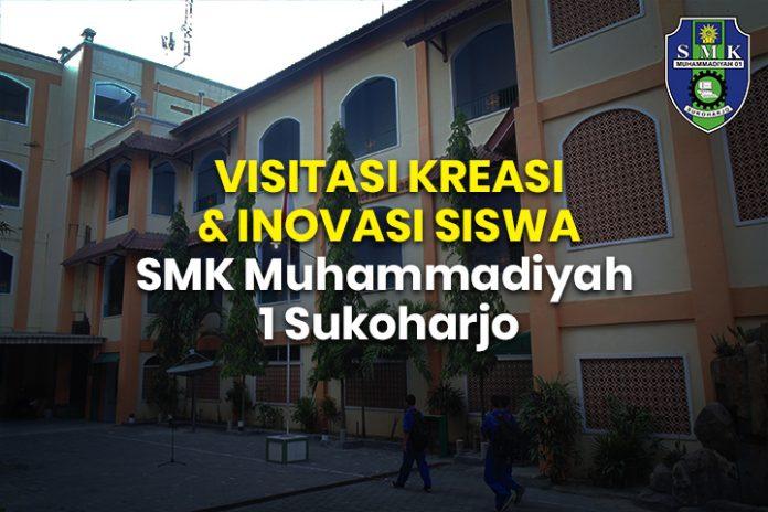 VISITASI KREASI & INOVASI SISWA SMK Muhammadiyah 1 Sukoharjo